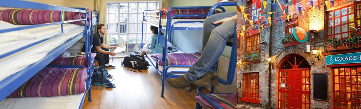 Hostels in Dublin
