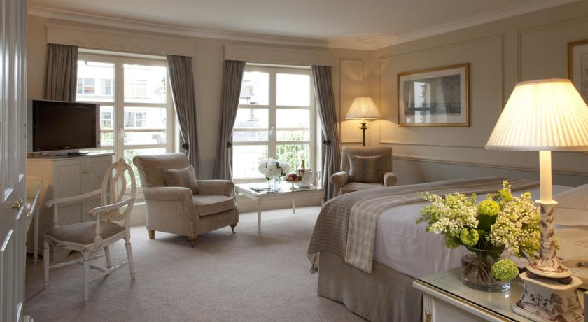 Best Hotels in Dublin -Merrion Hotel