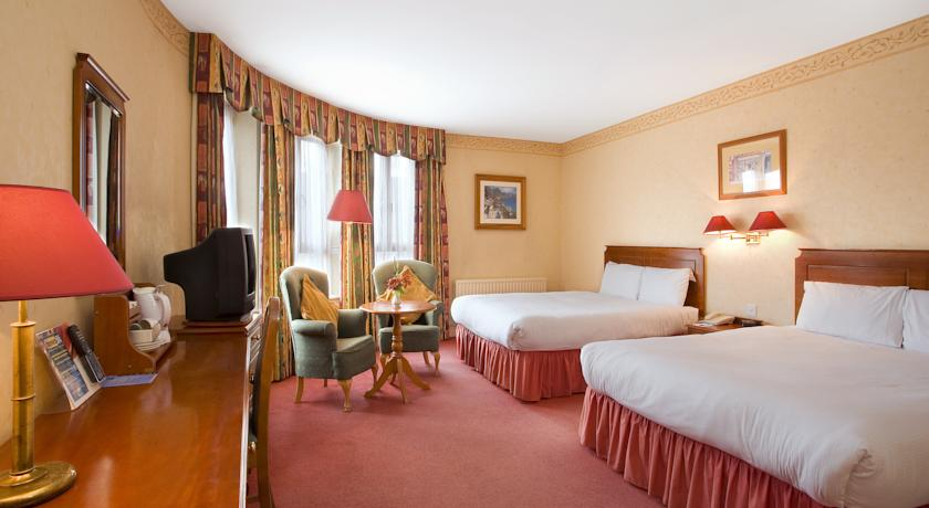 Maldron Hotel Dublin Pearse Street Bedroom