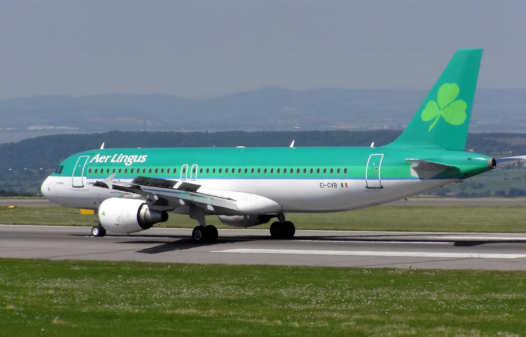 travelling to dublin aer lingus