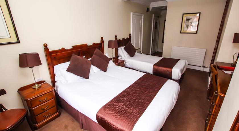 dame street hotel - Mercantile Hotel Dublin
