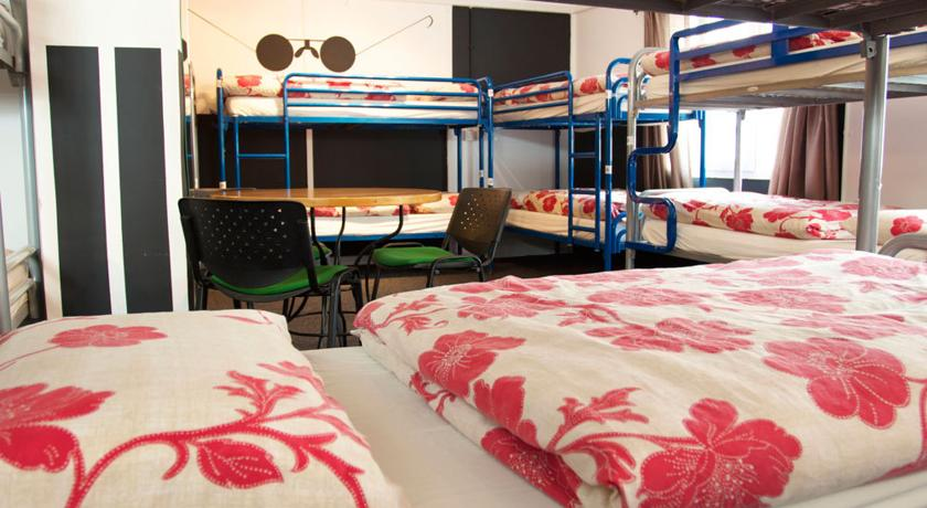 hostels dublin city centre - Abbey Court Hostel
