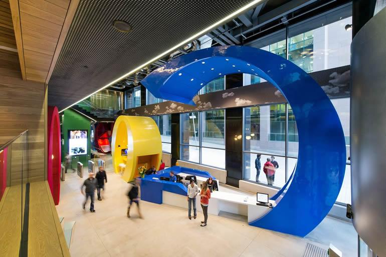 Google Offices in Dublin