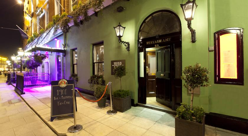 Cheapest Hotels in Dublin Next Week 12/11/2018 - harcourt hotel