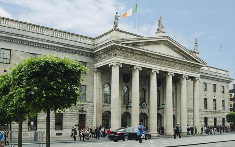 Dublin history - The GPO