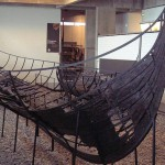 Viking Ship Built in Dublin