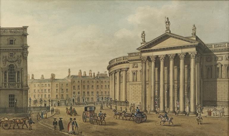 A View of Georgian Dublin