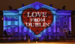Dublin January 2015