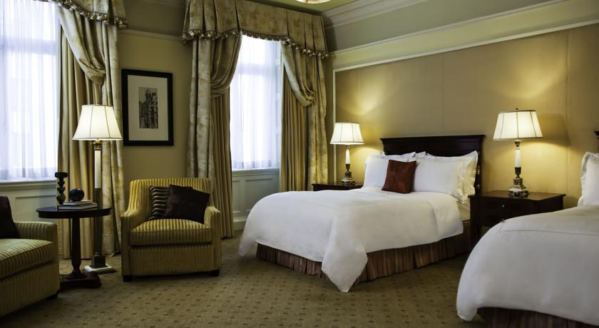 Shelbourne 5 star Hotel in Dublin