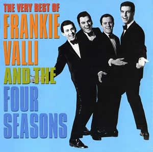 Frankie Valli & The Four Seasonsin Dublin