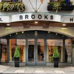 hotel in dublin 2 Brooks Hotel