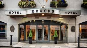 Brooks Hotel exterior
