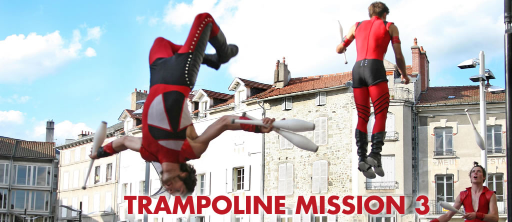 Trampoline Mission 3