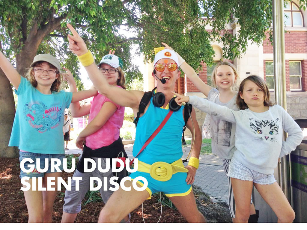 Guru Dudu Silent Disco