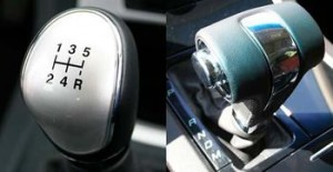 automatic or stick shift