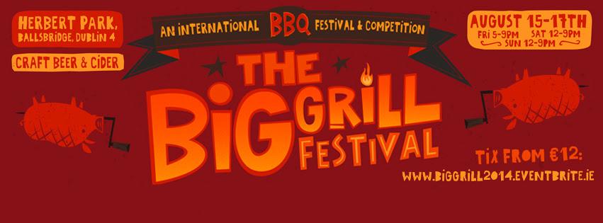 Big Grill Festival in Dublin