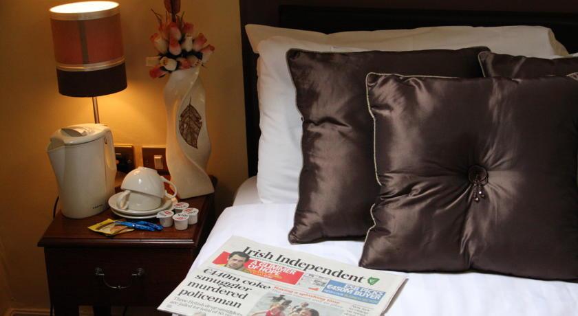 Dublin Citi Hotel Room 2