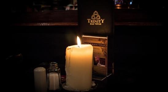 Dublin Citi Hotel Trinity Bar