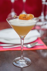 golden brown cocktail