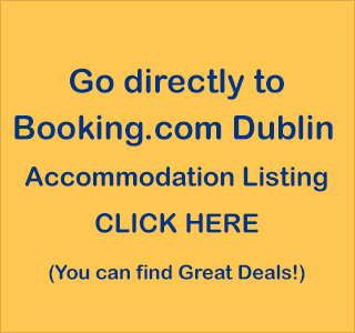 booking.com dublin button