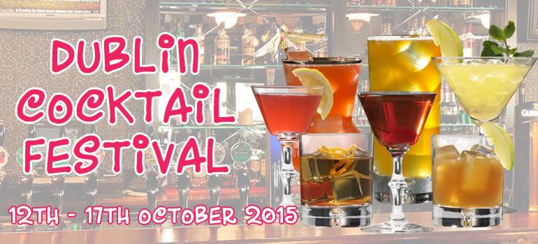 dublin cocktail festival 2015