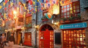 Dublin hostels isaacs