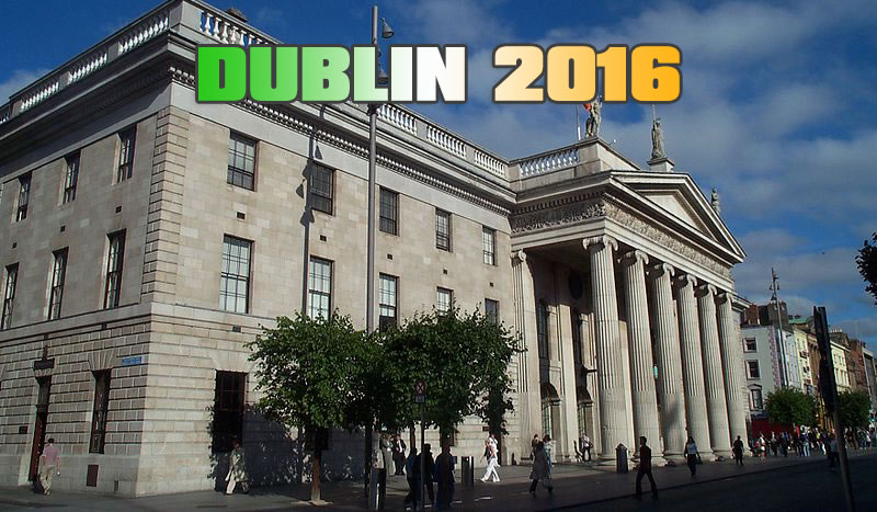 events in dublin 2016
