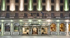 dublin city centre hotels - the gresham