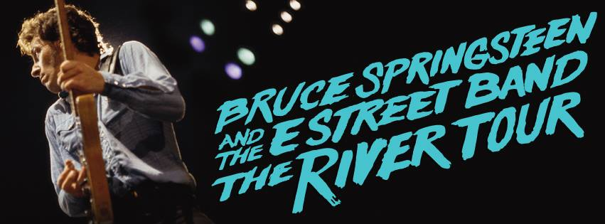Bruce Springsteen live in Dublin River Tour