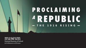 Proclaimimg a republic exhibition