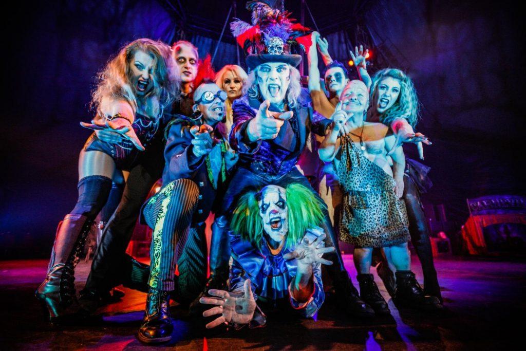 circus of horrors Dublin May 2016