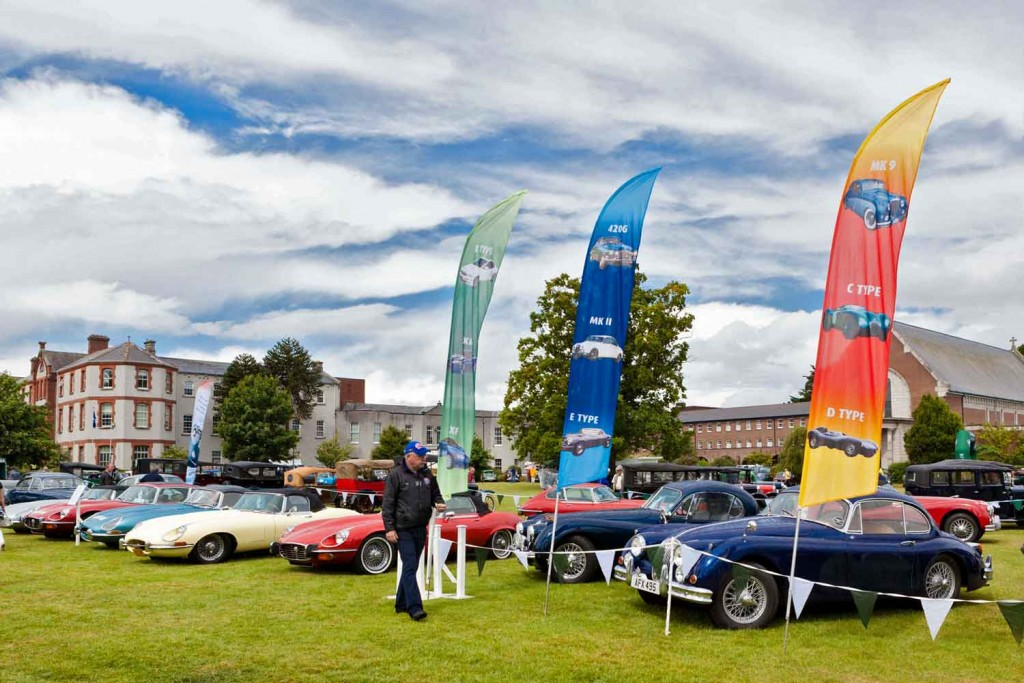 Irish Classic & Vintage Motor Show