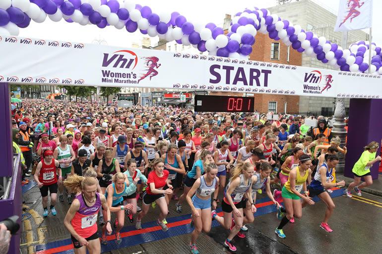 Whats On in Dublin June 2016 - womens mini marathon dublin