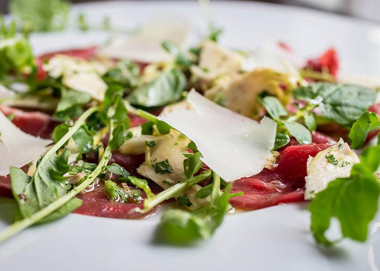 Unicorn Italian Restaurant Dublin dish
