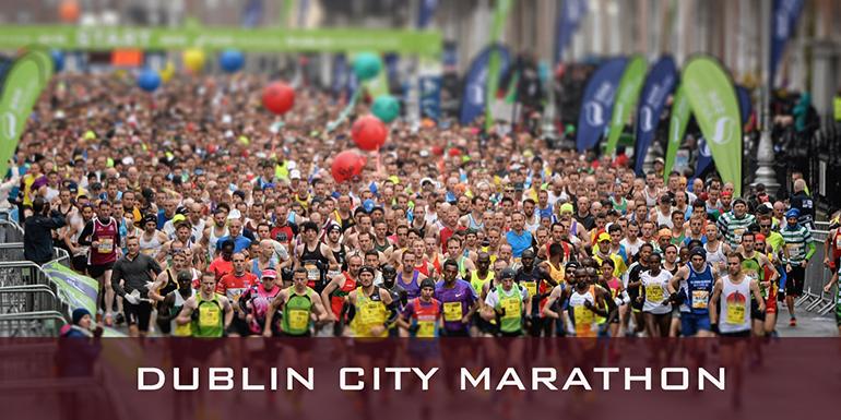 Dublin City Marathon 16