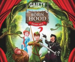 robin hood at the gaeity theatre 2016