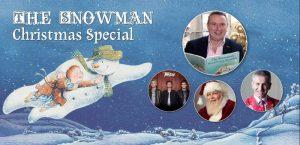 The Snowman Dublin 2016