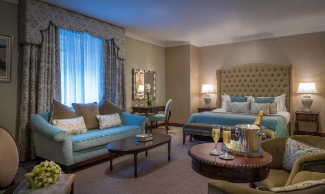 Clayton Hotel Ballsbridge Executive suite