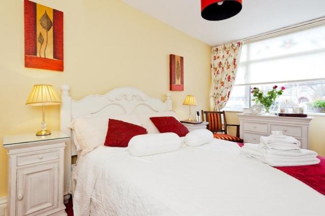 Cashel Lodge Dublin Airport B&B Bedroom