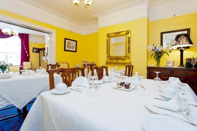Cashel Lodge Dublin Airport B&B Breakfast room