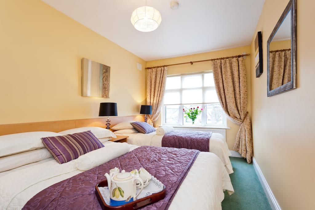 dublin airport b&b Cashel Lodge Bedroom