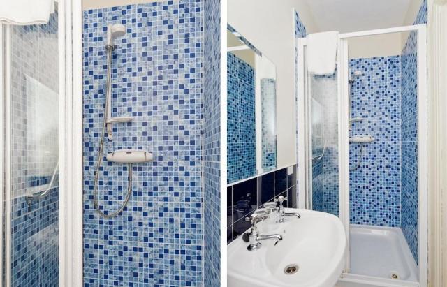 Cashel Lodge  B&B bathroom
