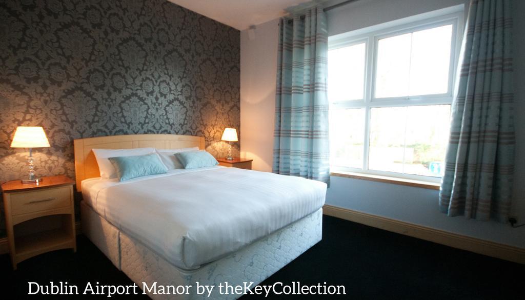 Dublin Airport Manor Bedroom 3