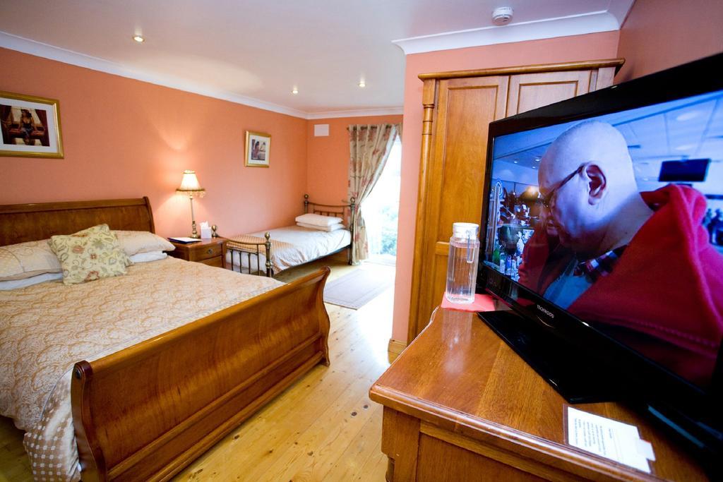 Evergreen Bed and Breakfast Bedroom 3