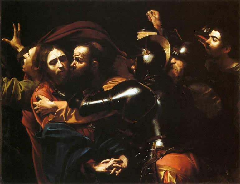 caravaggio at National Gallery Dublin