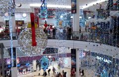 Dublin Shopping Centres christmas