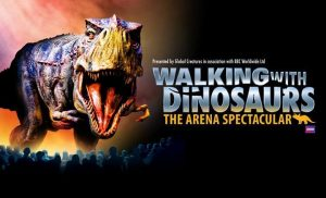 walking with dinosaurs dublin