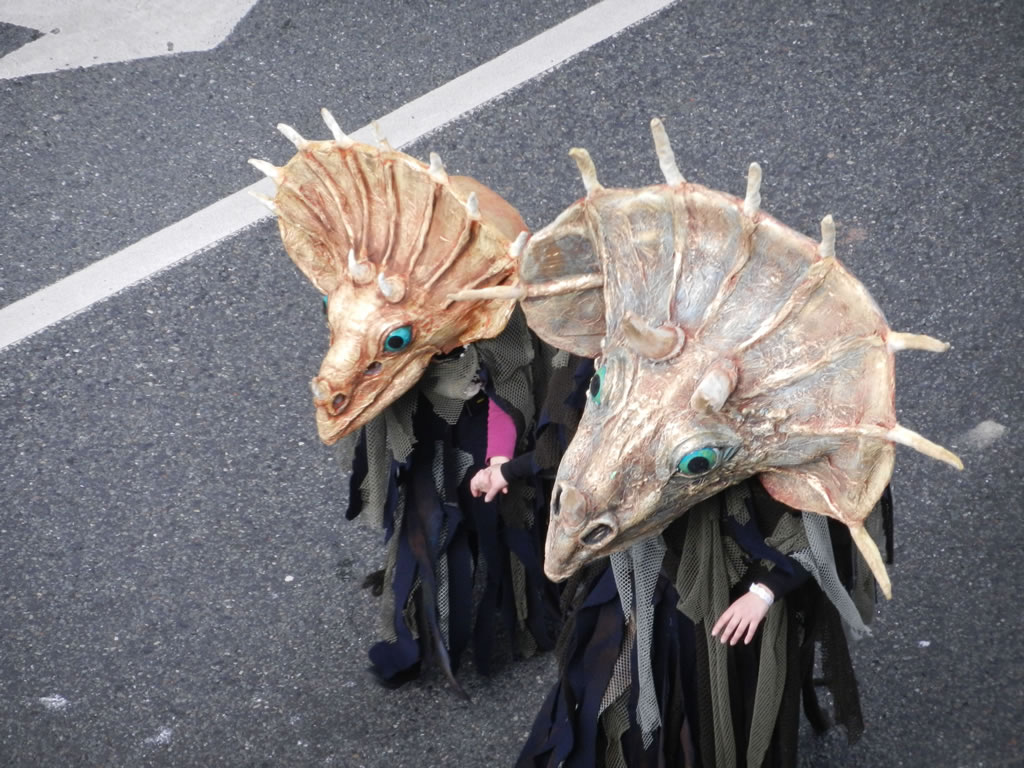 dublin st patricks day creatures