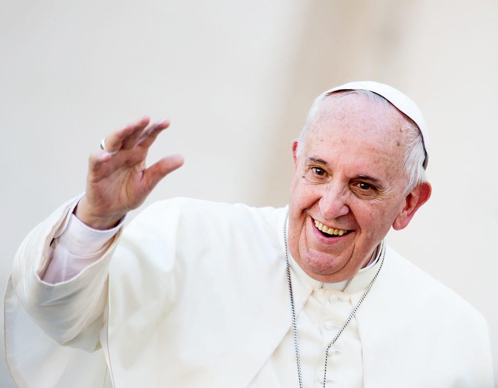 Pope in Ireland 2018