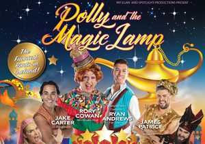 polly and the magic lamp